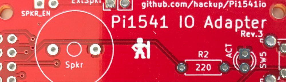 Pi1541io Revision 3