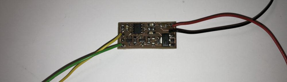 SyncFix64 Prototype